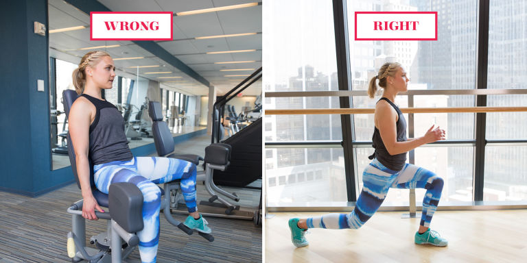 7 Exercises You Have Been Doing Wrong