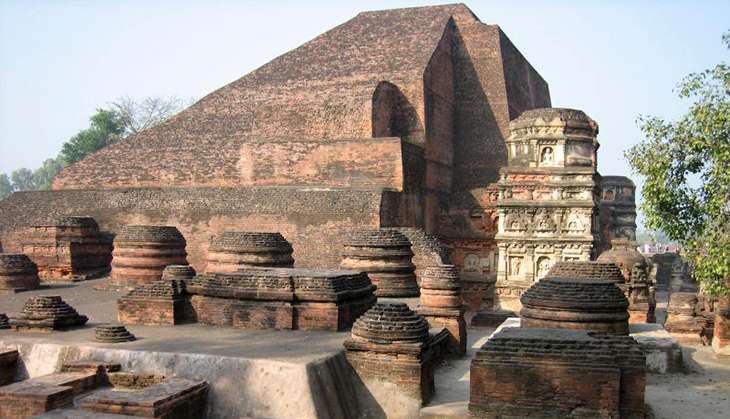 Nalanda University has been recognised and inscribed by UNESCO as World Cultural Heritage