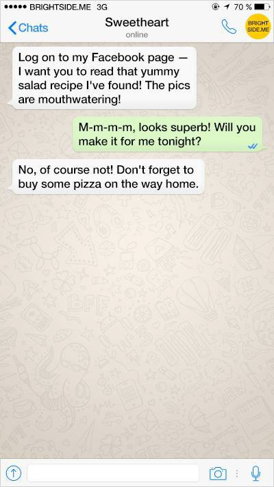 Only The Closest People Can Joke This Way (15 pics)