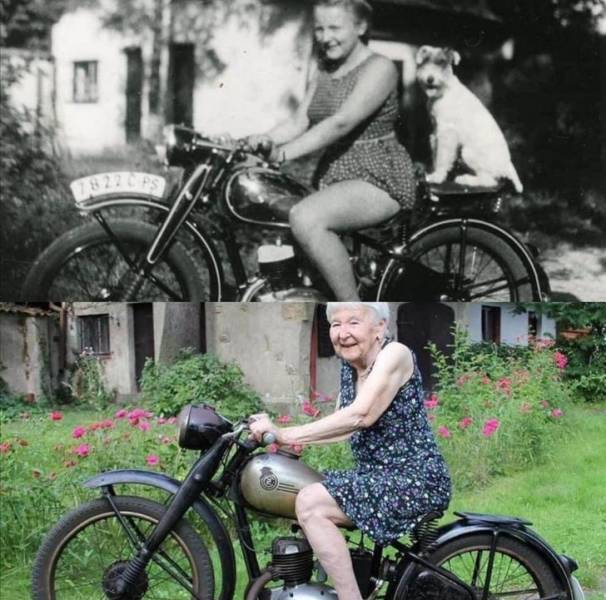 Our Parents And Grandparents Were So Cool… (20 PICS)