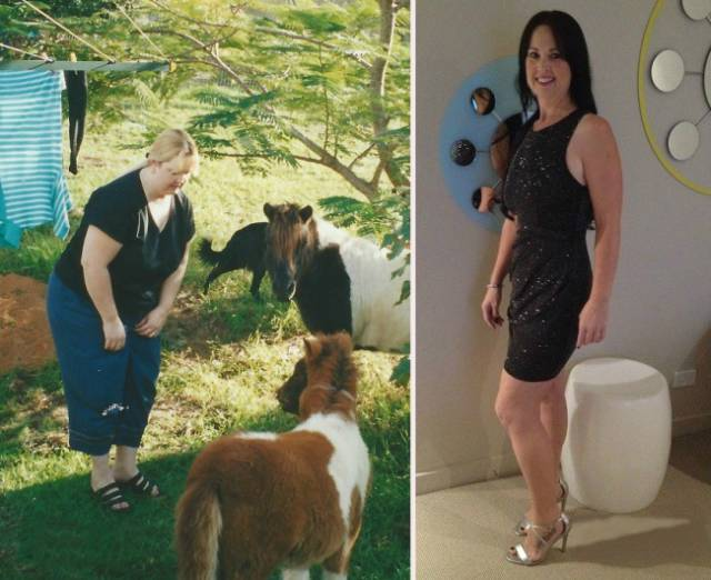 Epic Transformation - People Who Transformed Their Bodies Beyond Unbelievable (16 pics)