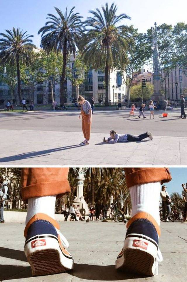 Perfect Photos Are Not That Perfect (24 pics)