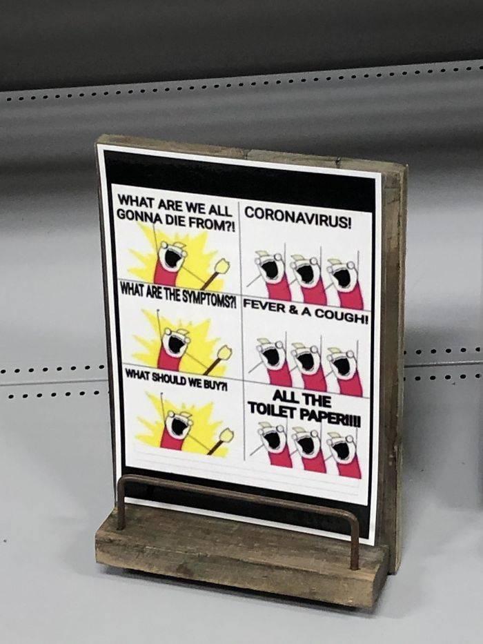 Quarantine Funny Signs (40 Pics)