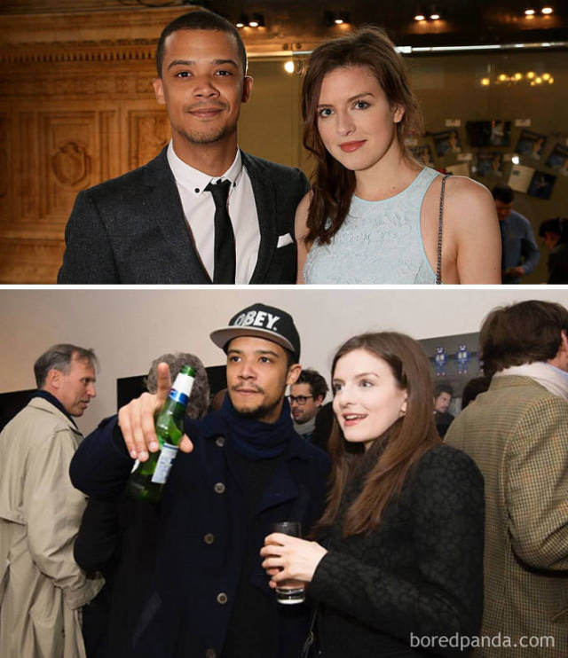 "Real Life Partners Of ""Game Of Thrones"" Actors (17 pics)"