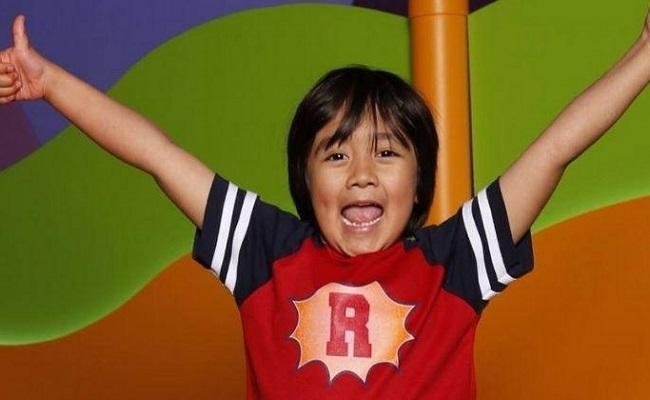 Ryan Kaji - This 8-year-old Earns $26 Million In A Year