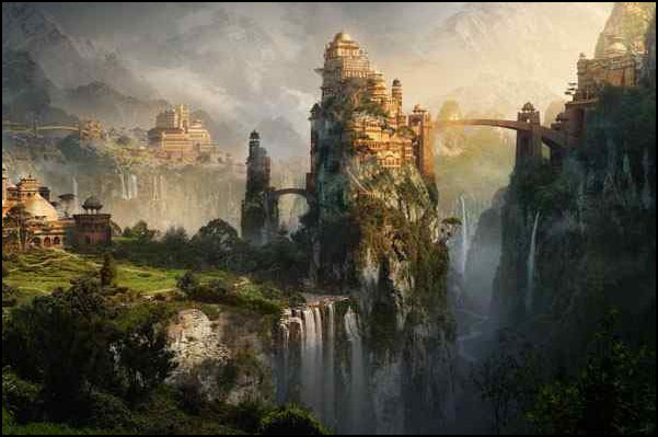 Kingdom of Shambhala - The Most Mysterious Land Of Wonders in the Himalayas