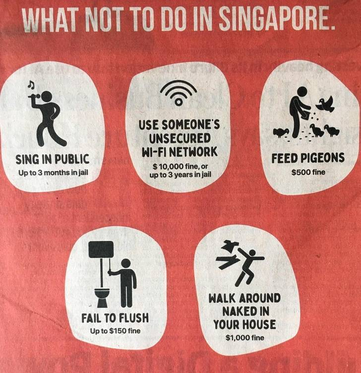25 Photos That Prove That Singapore Is Such A Unique Place!