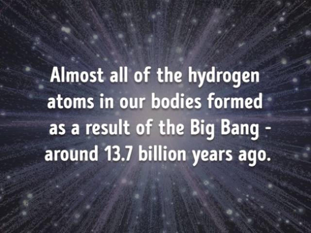 Some Of The Most Mind-Bending Facts About Space That Will Leave You Speechless (12 pics)
