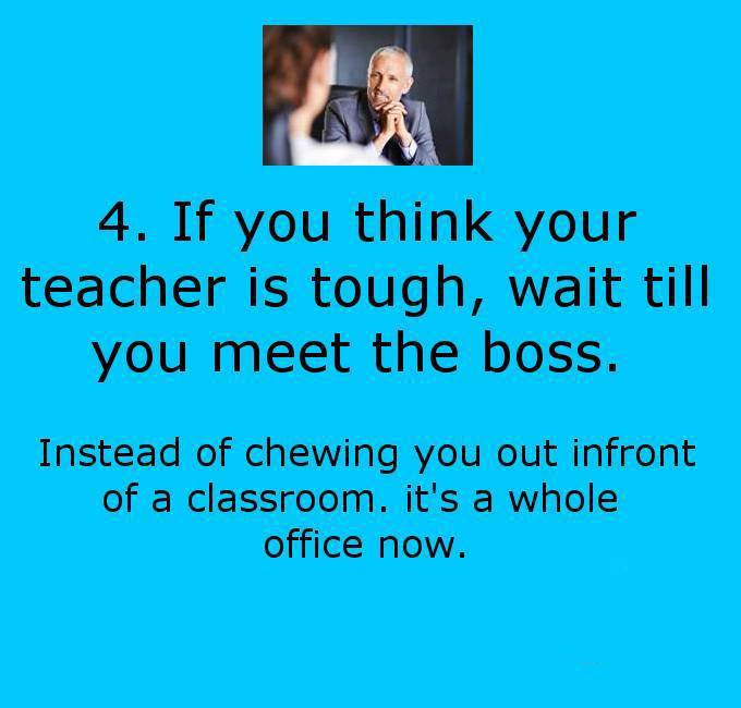 11 Rules YOU will Never Learn In School!