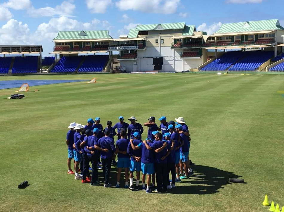 Team India Training Sessions In West Indies Tour | Cricket