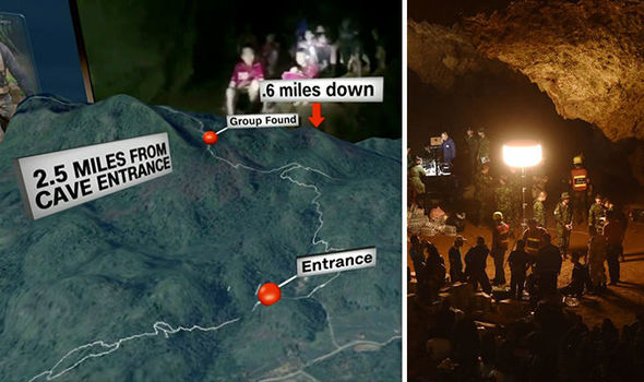 Thai Cave Rescue Operation To Be Made As Film