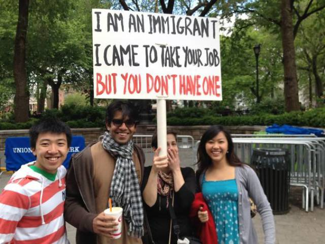 The Best Protest Signs Of All Time! - 25 Pics