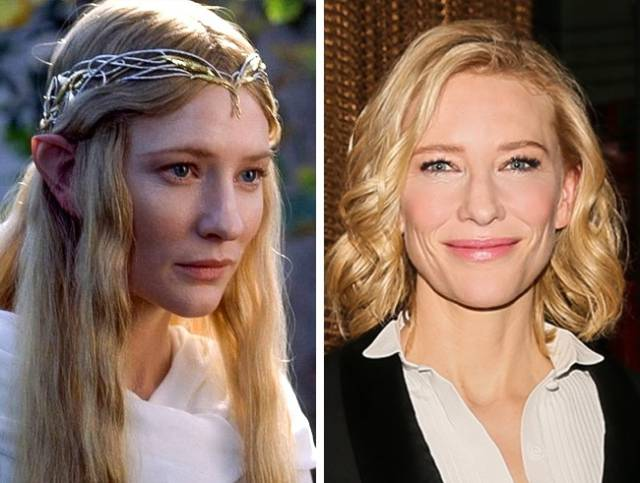 Although Time Has No Control Over The Legendary Lord Of The Rings Movie, 15 Years Still Have Control Over It's Actors (16 pics)