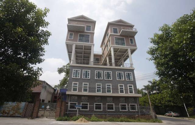 The Most Unusual House Designs Ever All Over The World   10 Pics