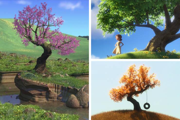 These Cartoon Scenes Look Suspiciously Similar… (5 pics + 10 gifs)