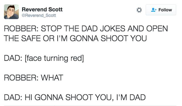 These Hilarious Dad Jokes Are Gonna Make Your Day (24 pics)