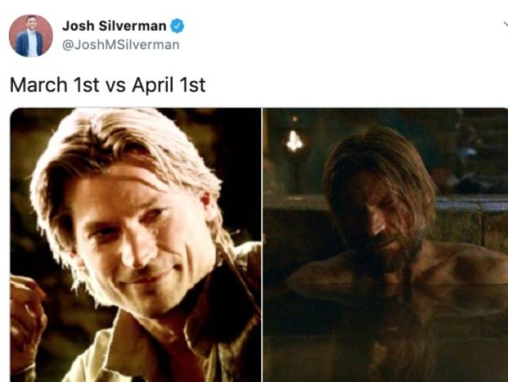 These March Vs. April Memes Hit Really Hard (16 pics)
