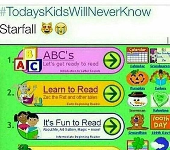 50+ Things Today's Kids Will Never Know