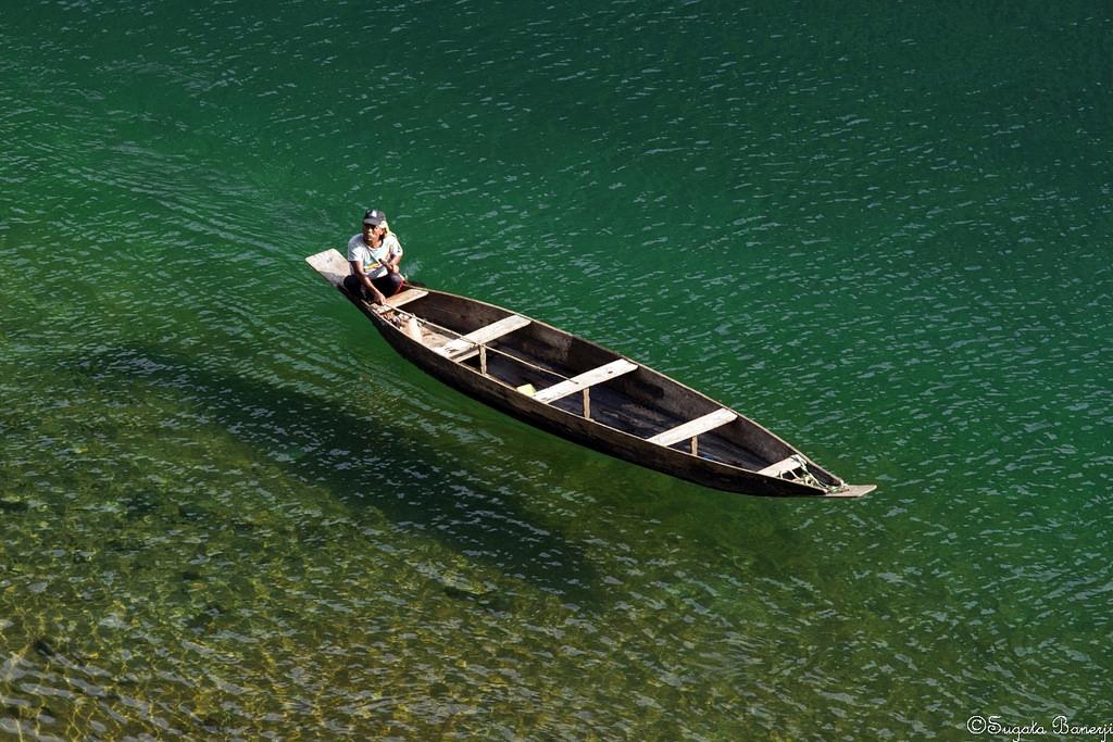 Umngot River, Meghalaya's Unexplored Crystal Clear River