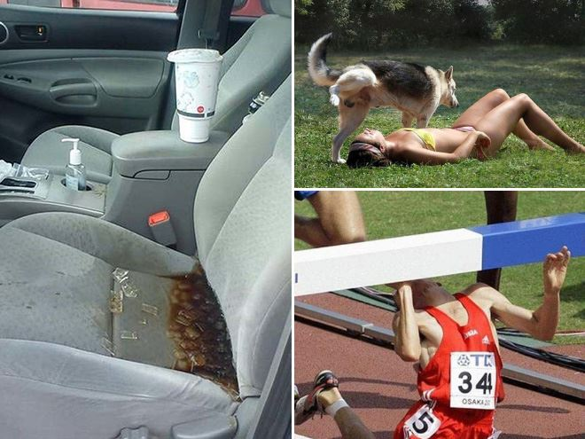 Not Everyone Is As Lucky As You (17 Pics)