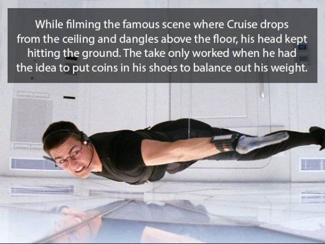 "16 Interesting Unknown Facts About ""Mission Impossible"""