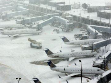 US Snowstorm 2016