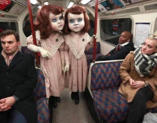 London's Public Transit (39 pics)