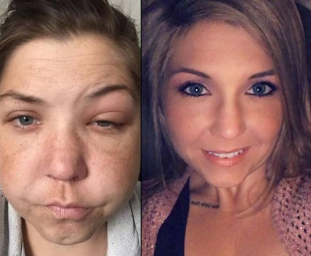 With Alcohol And Without Alcohol! (6 pics)