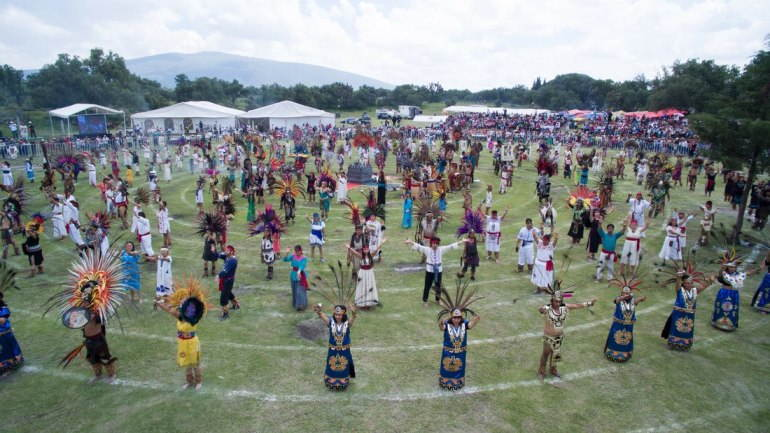 Guinness Record in Dance - 'The biggest Ceremonial Dance of the world'